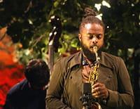 Jazz à Porquerolles 2017 : Panorama Circus, Logan Richardson et Médéric Collignon