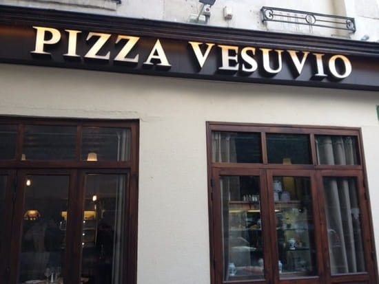 Restaurant : Pizza Vesuvio