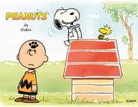 Snoopy et la bande des Peanuts : Joli tableau