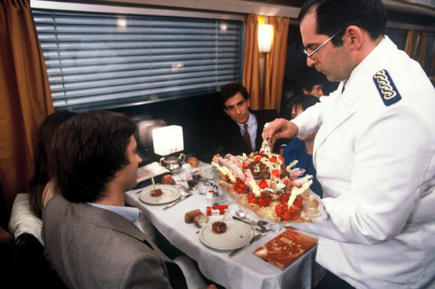 1981: Les trains Trans-Europ-Express
