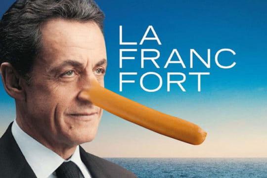Les meilleurs détournements de l'affiche de Nicolas Sarkozy