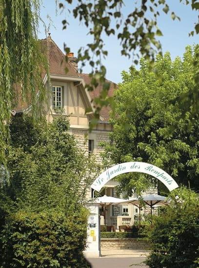 Le Jardin des Remparts  - Vue de l'exterieur -   © Eliophot Aix en Provence