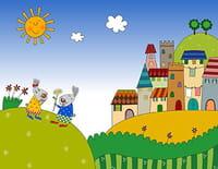 Oui-Oui, enquêtes au Pays des jouets : L'affaire du trésor volé