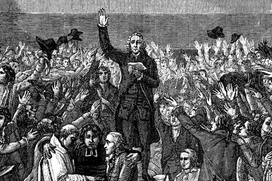 Serment du jeu de paume: 20juin 1789, fin de la monarchie absolue?