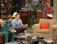 The Big Bang Theory : Obligation contractuelle