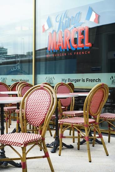King Marcel Marseille  - King Marcel Marseille - restaurant hamburgers français -