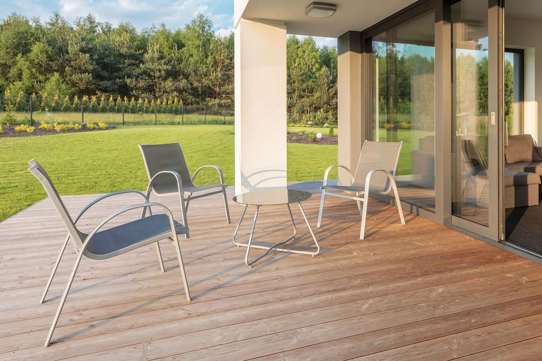 Meilleur salon de jardin en aluminium : bien choisir, nos ...