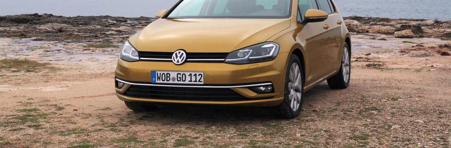 Essai Nouvelle Volkswagen Golf 7: que vaut la référence restylée?