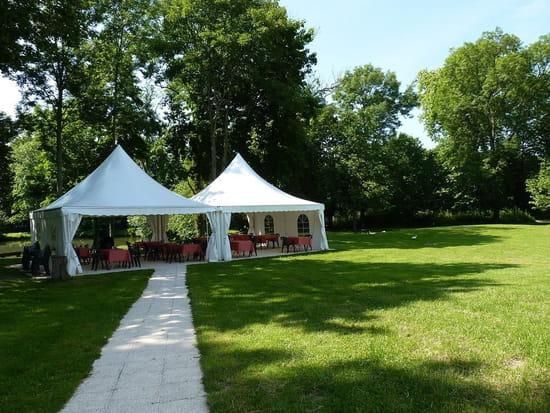 Hostellerie du Châtel  - la tonnelle  -