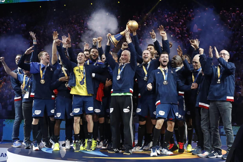 Mondial handball 6e titre pour la france le classement - Diffusion coupe du monde de handball 2015 ...