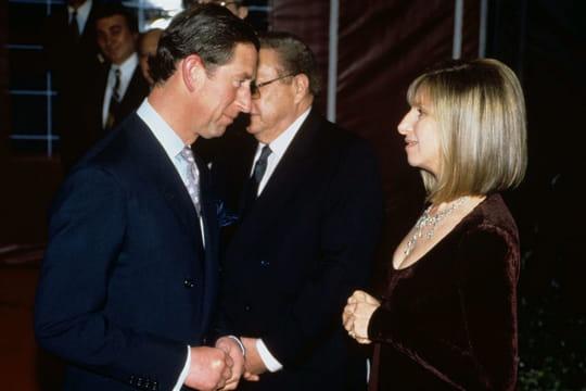 Le prince Charles et Barbra Streisand: Lady Diana au courant de cette liaison secrète?