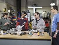 The Big Bang Theory : L'exercice de la transpiration