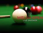 Snooker : Open du pays de Galles - Open du pays de Galles