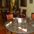 Restaurant des Gourmets  - Salle de restaurant -   © Denis