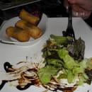 La Table de Jenny  - salade exotique de nems au boudin / EXCELLENTISIMME -