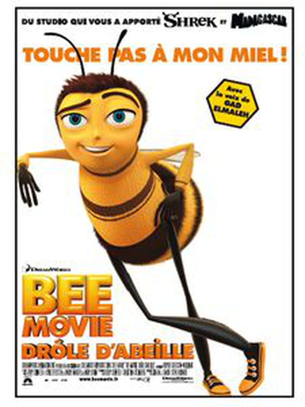 Bee movie - drôle dabeille