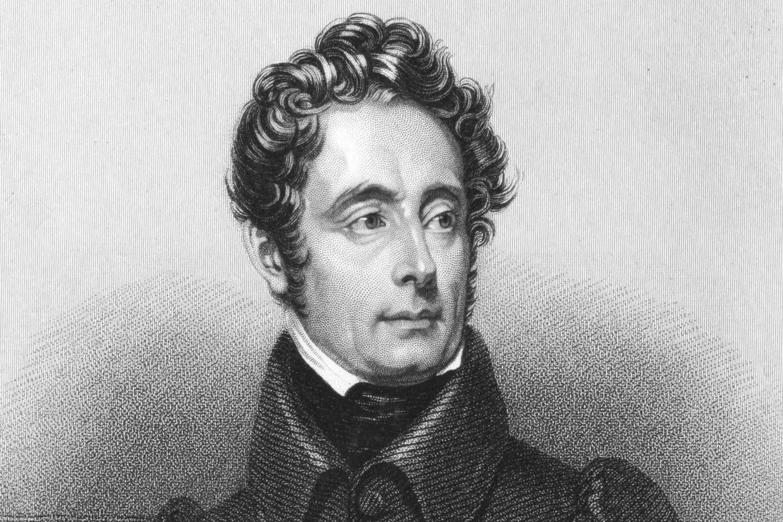 Alphonse De Lamartine Biographie Courte De Lauteur Du