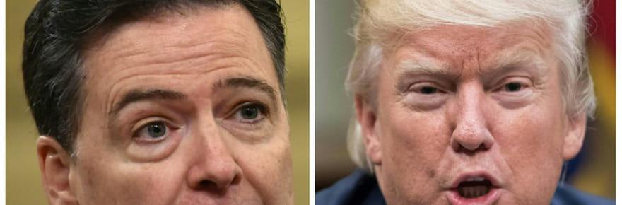 """Pour l'ex-chef du FBI, Trump est """"moralement inapte"""" à diriger le pays"""