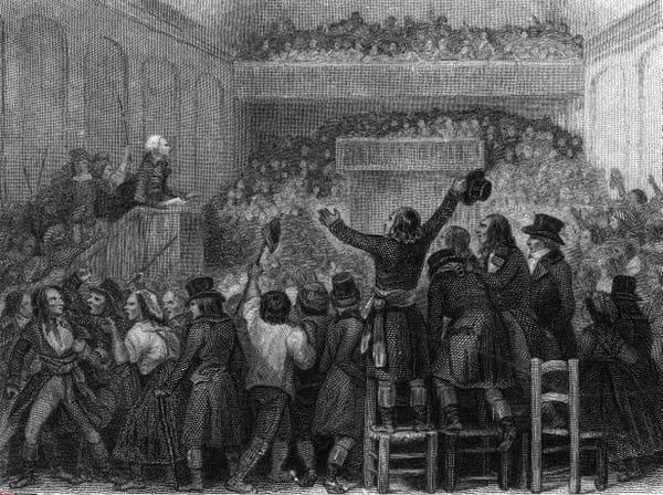 Robespierre club des jacobins