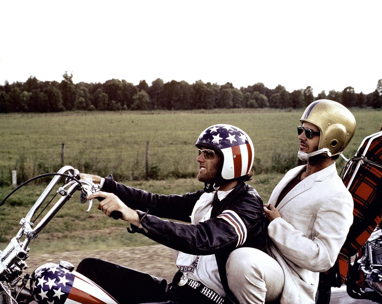 La vie de Peter Fonda en images