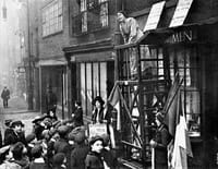 Deux soeurs, une histoire : Christabel et Sylvia Pankhurst