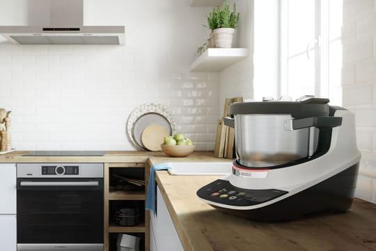 Cookit Bosch: le robot de cuisine est sorti, on l'a testé pour vous