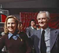 maritie et gilbert carpentier en 1973.