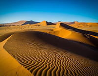 Planète Terre : Les terres arides