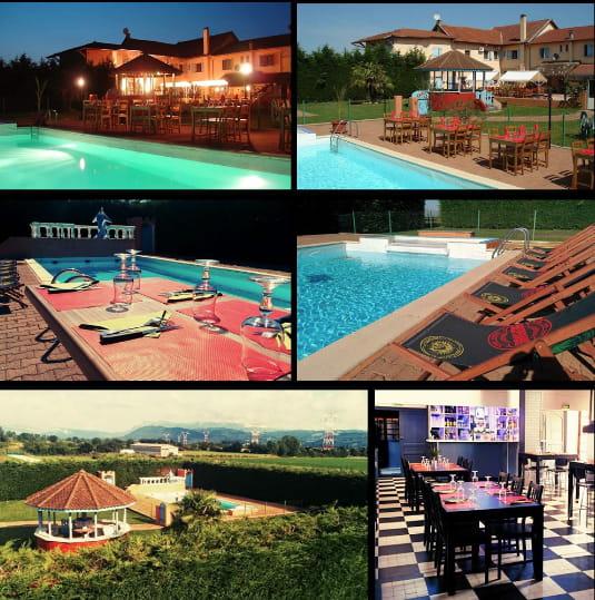 La Villa  - terrase -   © la villa