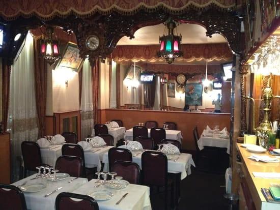 Restaurant indien Shah Jahan  - L'intérieur du restaurant -
