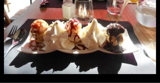 Restaurant : La Pergola  - Les Profiteroles un régal !!!!!!!! -