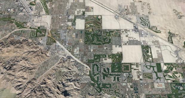 Palm Springs, le désert et les jardins