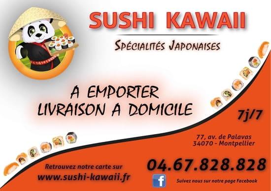 Sushi  Kawaii  - sushi kawaii -   © jv