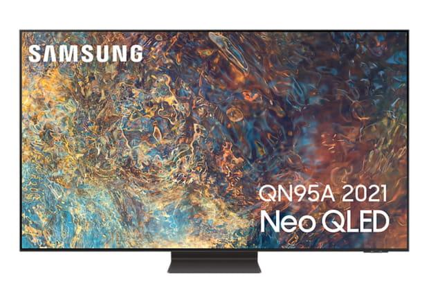 Les Mini LED: Samsung QN95A