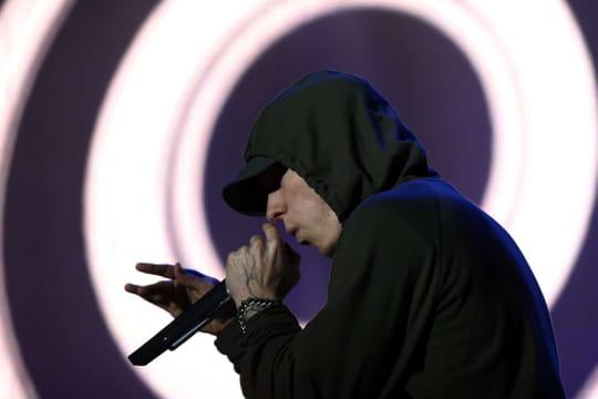 Eminem: découvrez la bombe que le rappeur a lâchée sur Trump [VIDEO]