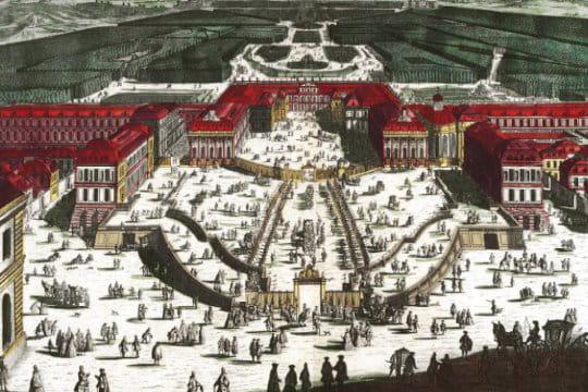 Versailles et ses jardins au temps des Rois