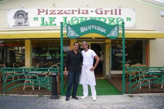 Restaurant Pizzeria Le Lorenzo   © C.A. Communication