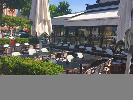 Restaurant : Cosy  - Terrasse -   © Cosy