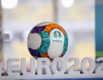 Football : Euro - France / Allemagne