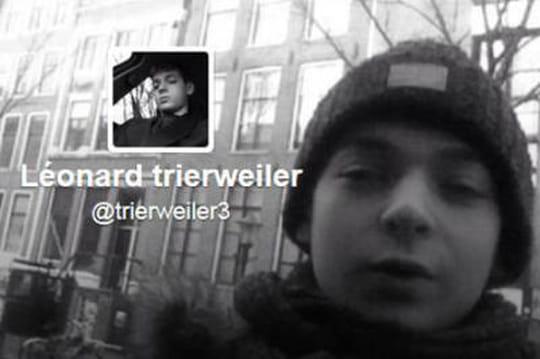 Léonard Trierweiler: lefils deValérie Trierweiler selâche (aussi) surTwitter