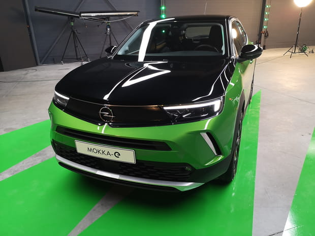 Le nouvel Opel Mokka en photos