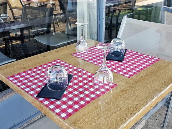 Restaurant : L'Autenti  - Terrasse -   © autenti4