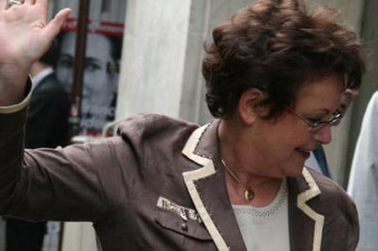 Christine Boutin survoltée quand on lui parle desoncousin