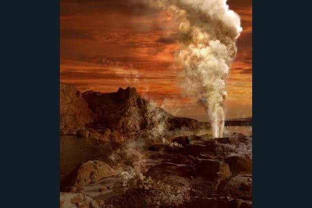 Volcans Titan