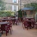 Au Petit Plaisir  - La terrasse -