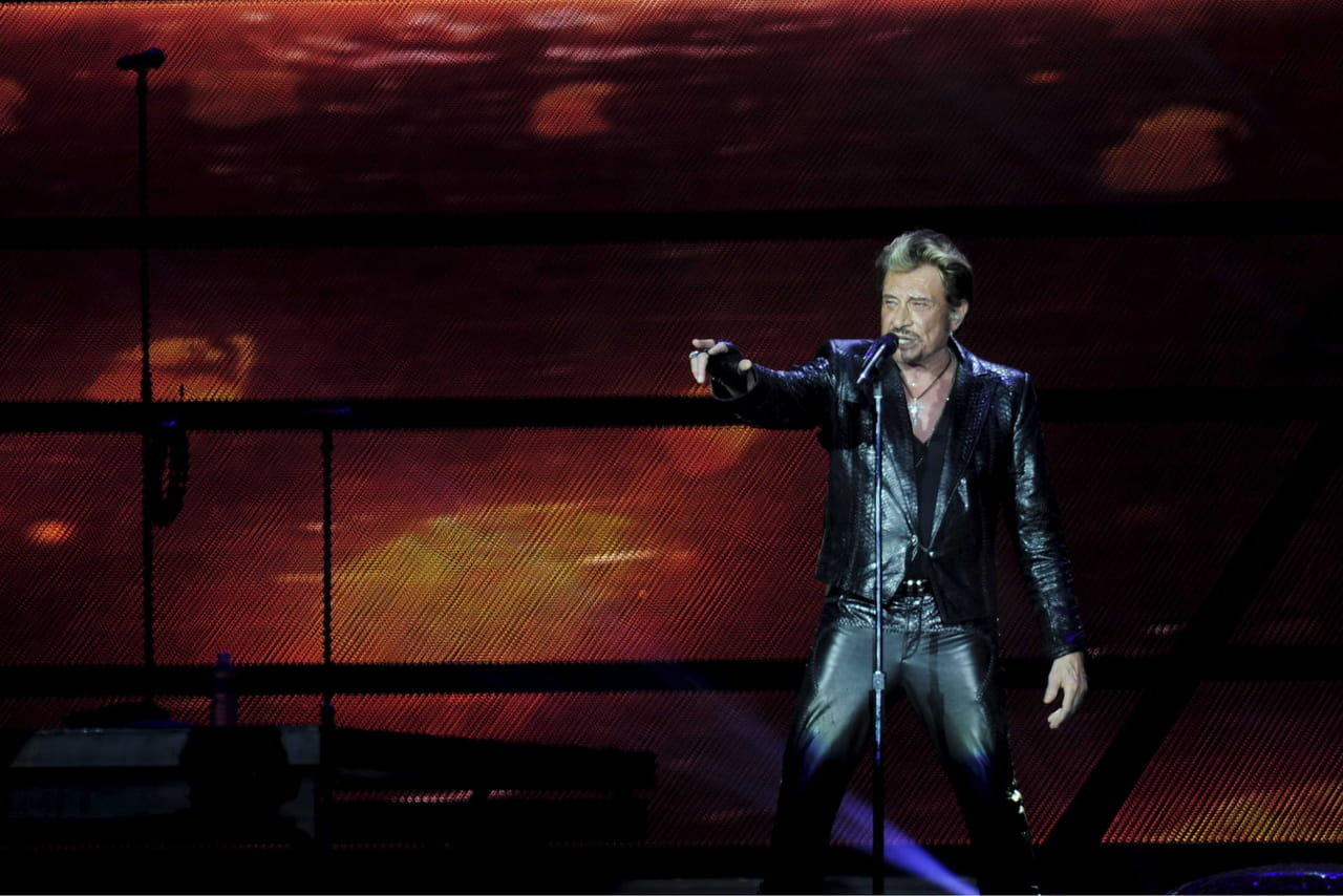 "Johnny Hallyday : écoutez ""Johnny"", son nouvel album posthume"