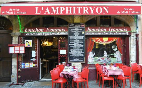 Restaurant : L'Amphitryon   © Amphitryon / Page de couverture publique Facebook