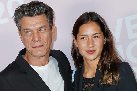 Marc Lavoine: qui est Line Papin, sa femme?