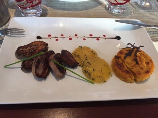 Restaurant : Cap Nell  - Très très chère pour 17€50.... Et je parle pas du vin hors de prix pour une telle piquette ... -