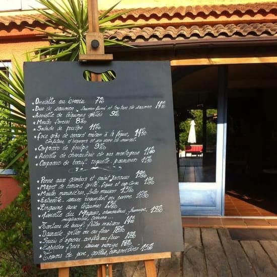 Restaurant : Les Arbousiers  - Notre carte 2013 !!  -
